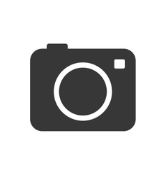 Camera gadget photography technology icon vector