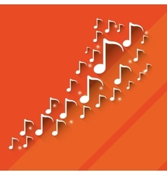 Music sound art vector