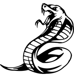 Snake - halloween set - vector