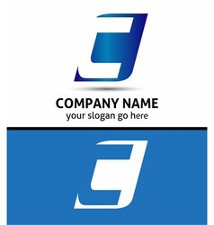 Letter c logo design sample vector