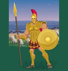 Achilles vector