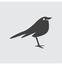 Thrush icon vector image vector image