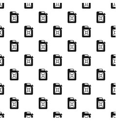 jerrycan pattern vector image
