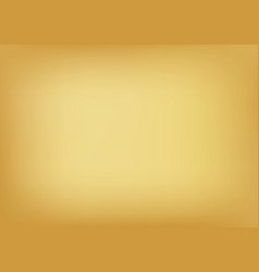 Gold blurred gradient style background abstract vector