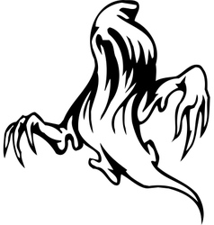 Ghost - halloween set - vector