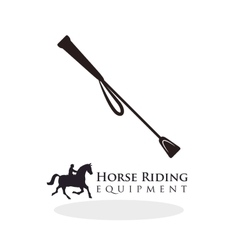 Horse ridding design equipment icon isolated vector