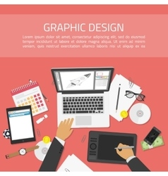 Banners for graphic design vector image vector image