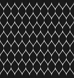 Net seamless pattern texture of fabric fishnet vector