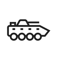 Infantry tank vector