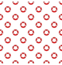 Lifeline pattern cartoon style vector