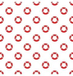 Lifeline pattern cartoon style vector