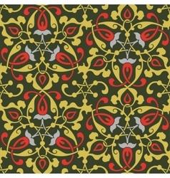 Ornament pattern 4 vector