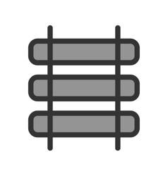 Rails vector