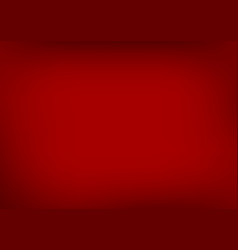 Red blurred gradient style background abstract vector