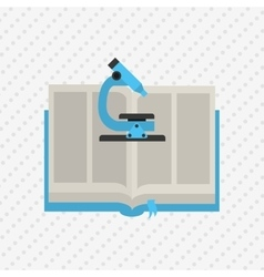 Science book design vector