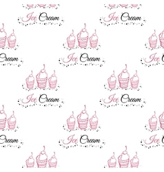 IceCreamPattern vector image