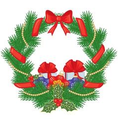 christmas mix vector image