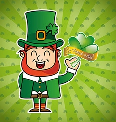 Saint patricks day design vector