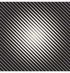 Seamless diagonal lines halftone pattern vector