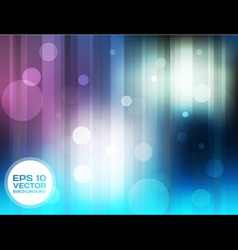Blue and violet circles background vector