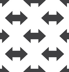 2 side arrow seamless pattern vector image vector image