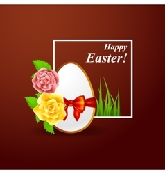 Easter good design bright set vector