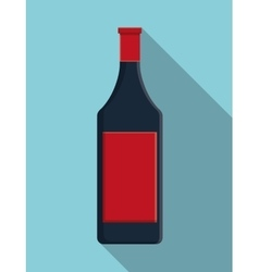 Drinks icon design vector image