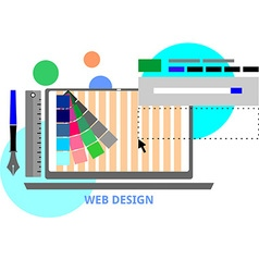 Web design vector
