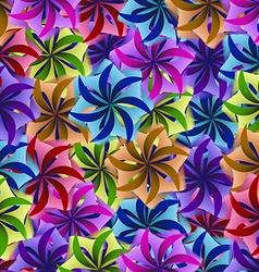 Neon colors vector image vector image