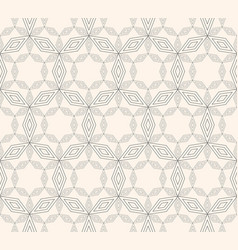 subtle geometric pattern seamless texture vector image vector image