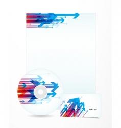 print design templates vector image