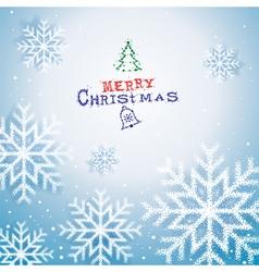 Christmas Background Christmas vector image