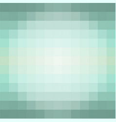 Gradient background in shades of green made vector