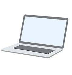 Laptop design vector
