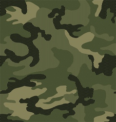 Micro pattern camouflage seamless vector