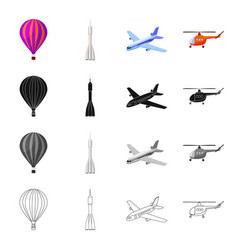 study technology progress and other web icon in vector image