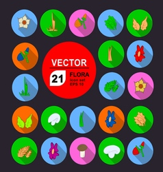 0515 7 kids icons set1 v vector