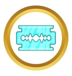 Blade icon vector