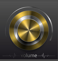 Button volume vector