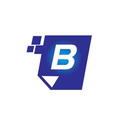 Digital paper initial b vector