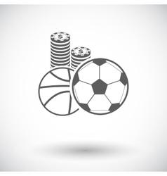 Sport games vector image