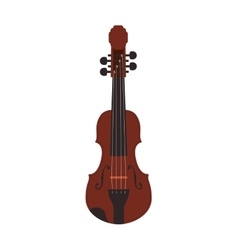 Cello string instrument music icon graphic vector