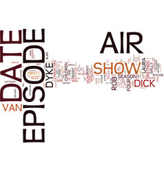 The dick van dyke show dvd review text background vector