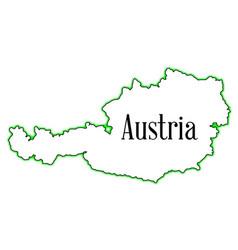 Austria vector