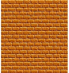 Texture brick wall vector