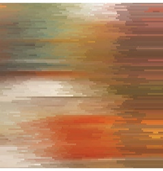 Abstract colorful glitch background texture vector