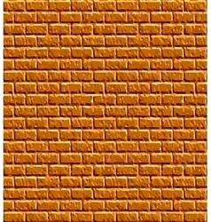 Texture brick wall vector