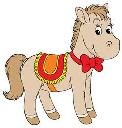 foal vector image vector image