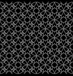 Lace seamless pattern 105 vector