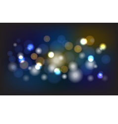 Abstract Bokeh Light Background vector image